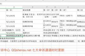 QQ申诉中心招收徒弟啦~~~想赚钱的进来看看